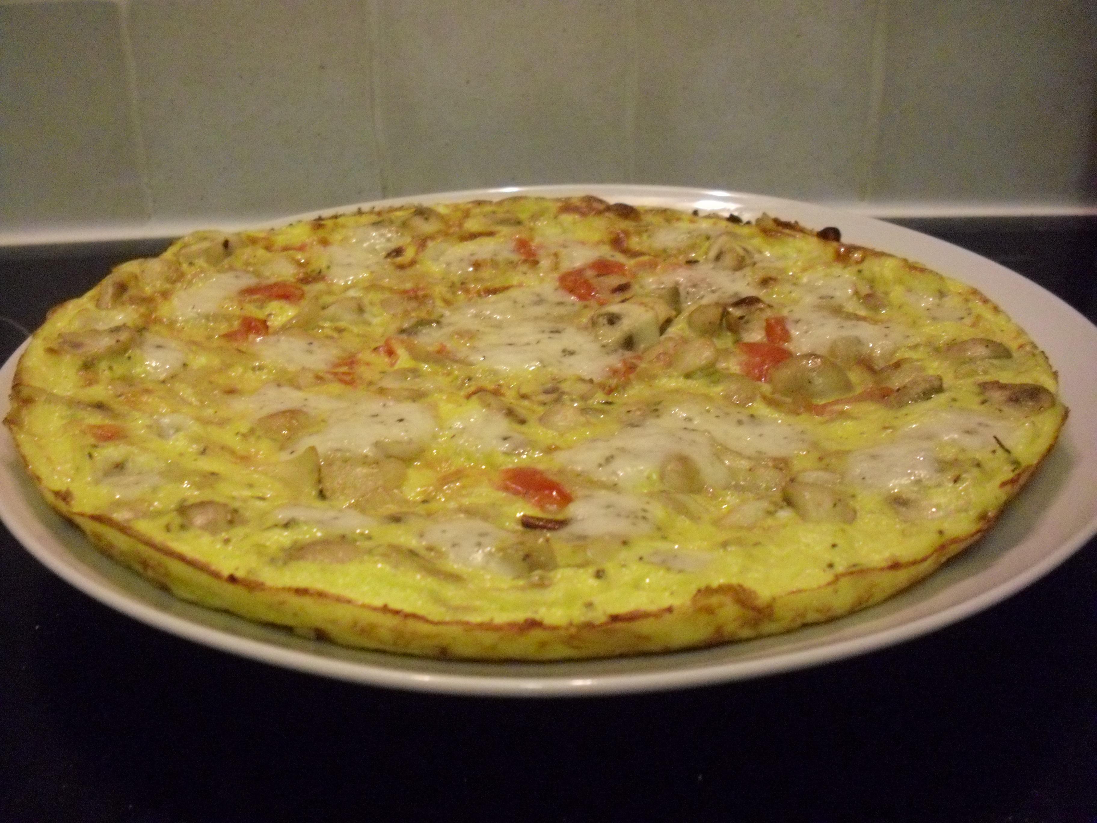 Recipe – Duck Egg Omelette | hannahhotcakes