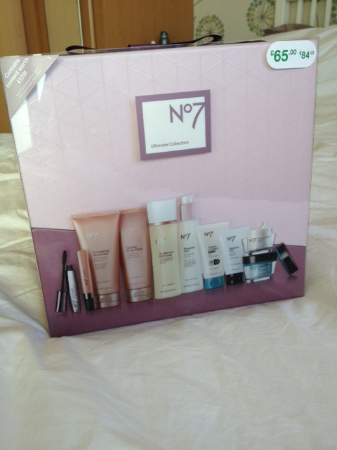 Beauty Review – Boots No.7 Ultimate Collection | hannahhotcakes