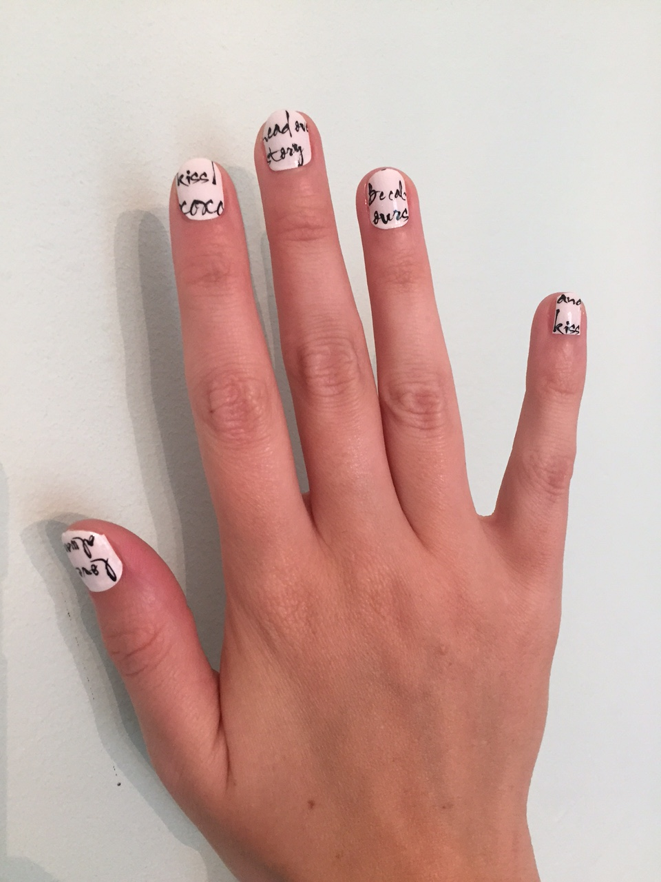 nail art | hannahhotcakes